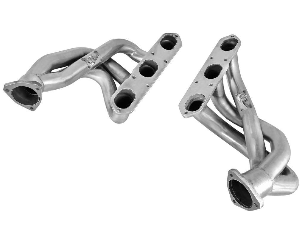 aFe Twisted Steel Headers (Carrera 996 / 997.1)