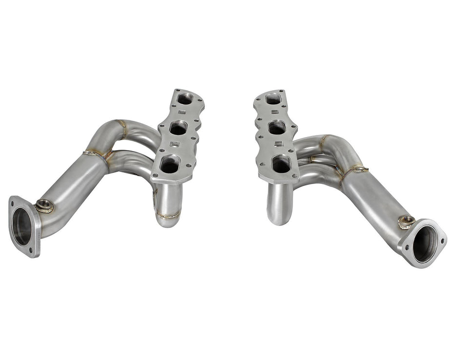aFe Twisted Steel Headers (Cayman / Boxster 981) - Flat 6 Motorsports - Porsche Aftermarket Specialists