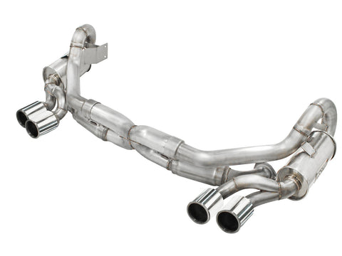 aFe Stainless Steel Cat-Back Exhaust System (Carrera S 991.1)