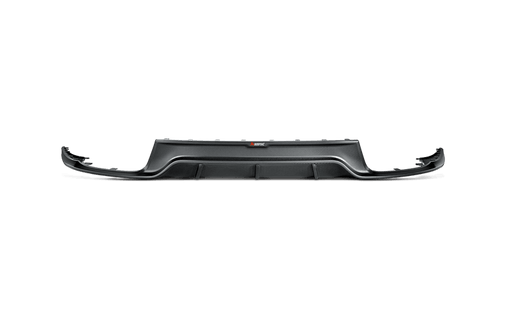 Akrapovic Rear Carbon Diffuser (991.1 Turbo) - Flat 6 Motorsports - Porsche Aftermarket Specialists
