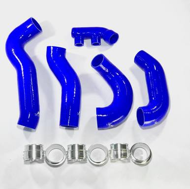 Top Speed Pro 1 Performance Silicon Boost Hose Kit (996 Turbo)