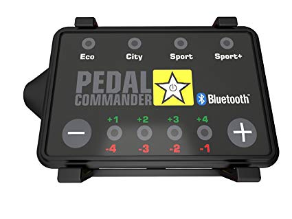 Pedal Commander - Bluetooth Throttle Response Controller (Cayenne)
