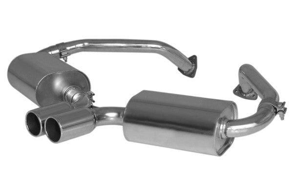 Remus Racing Sport Exhaust System (987.1 Boxster / Cayman) - Flat 6 Motorsports - Porsche Aftermarket Specialists