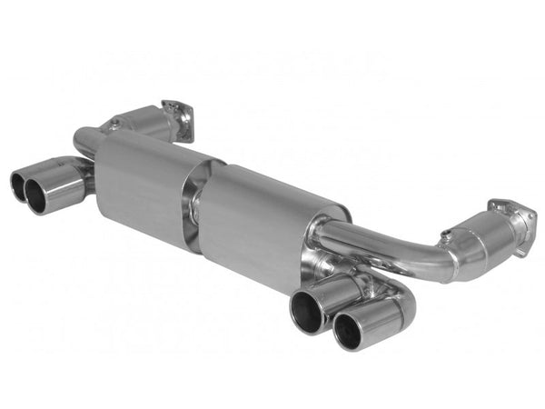 Remus Racing Sport Exhaust System (996 Turbo) - Flat 6 Motorsports - Porsche Aftermarket Specialists