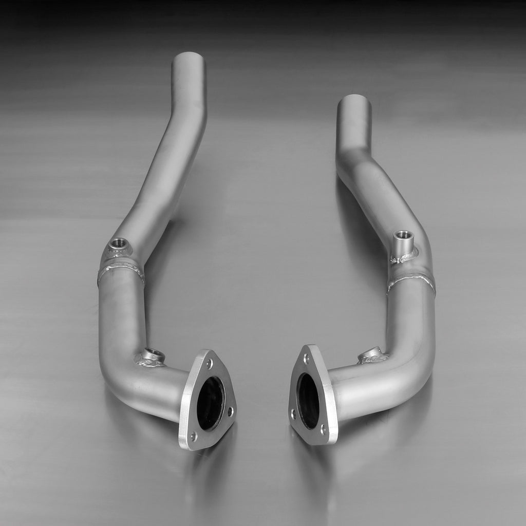 Remus Catbypass Pipes (997.1 Carrera)