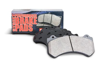 StopTech Performance Sport Rear Brake Pads (Cayman S / Boxster S 987, 996, 997) -  - 1