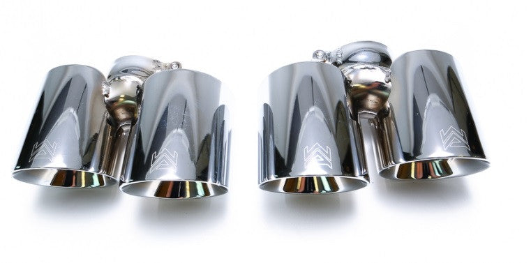 Armytrix Valvetronic Cat-Back Exhaust System (997.1 Carrera) - Flat 6 Motorsports - Porsche Aftermarket Specialists