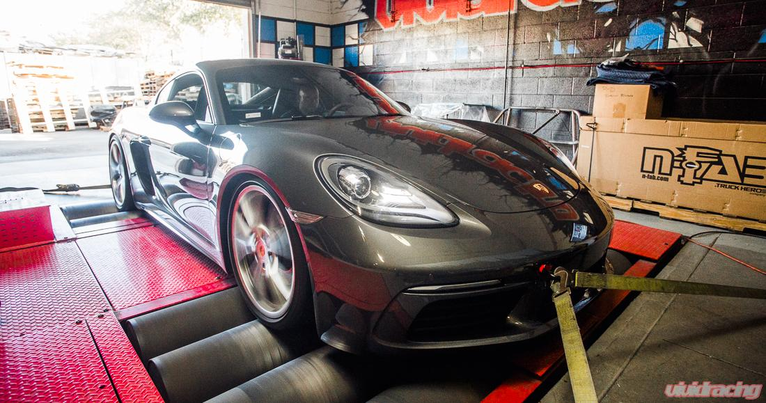 VR Tuned ECU Flash Tune (718 Cayman / Boxster 2.0L) - Flat 6 Motorsports - Porsche Aftermarket Specialists