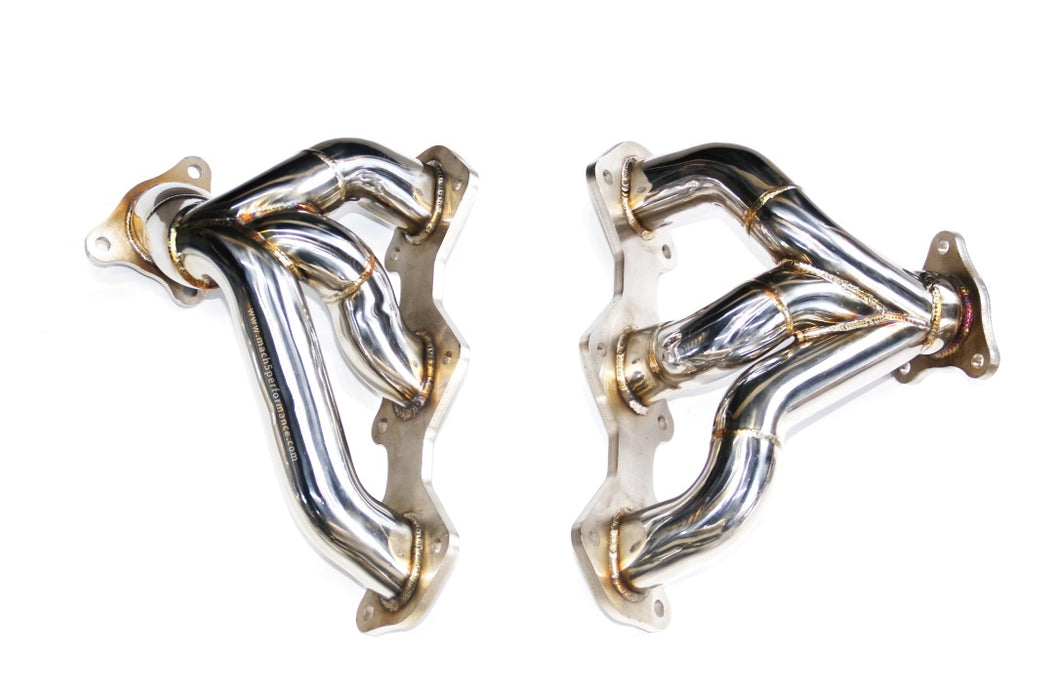 Mach 5 Performance Turbo Manifolds (991.2 Carrera)