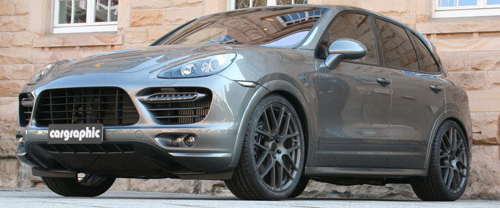 Cargraphic Electronic Suspension Lowering Module (957 Cayenne w/ Air Suspension) - Flat 6 Motorsports - Porsche Aftermarket Specialists