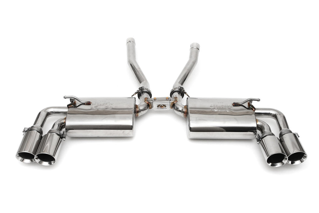 Fabspeed Maxflo Performance Exhaust System (Cayenne S / Turbo 958)