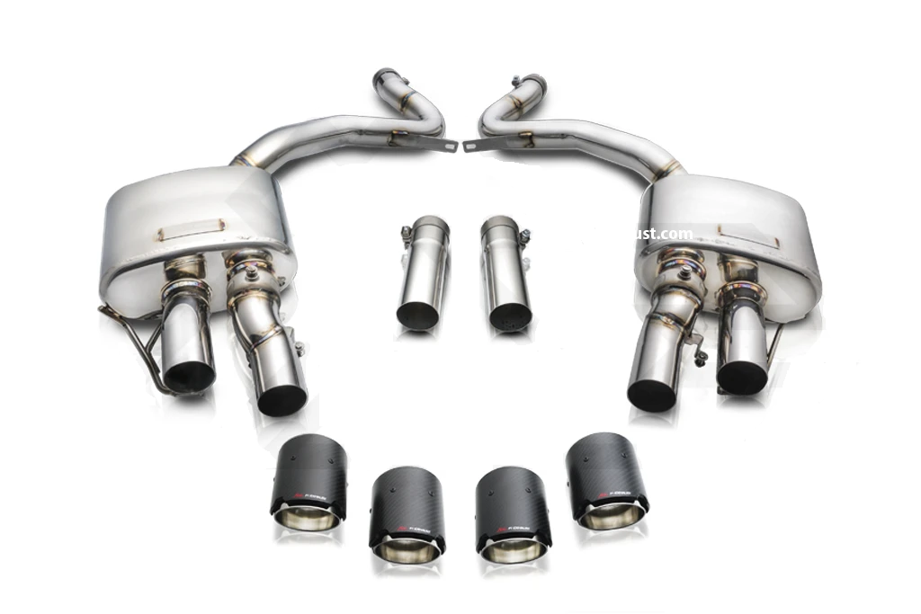 Frequency Intelligent Valvetronic Exhaust System (Panamera S 971)