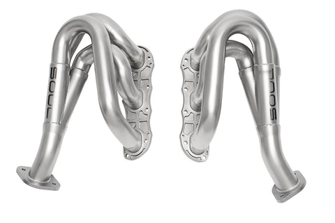 Soul Performance Products - Competition Headers (981 Cayman / Boxster)