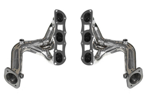Fabspeed Race Headers (Cayman / Boxster 981) - Flat 6 Motorsports - Porsche Aftermarket Specialists