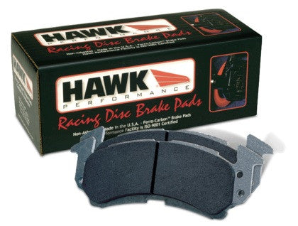 Hawk HP+ Rear Brake Pads (Cayman S / Boxster S 987, 996, 997) - Flat 6 Motorsports - Porsche Aftermarket Specialists