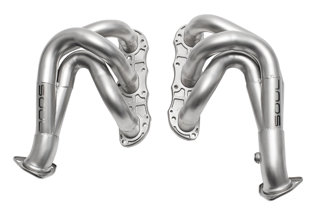 Soul Performance Products - Competition Headers (987.2 Cayman / Boxster)