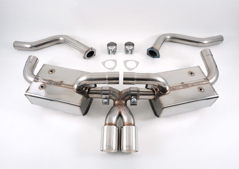 AWE Tuning Exhaust System DFI (Cayman / Boxster 987.2) - Flat 6 Motorsports - Porsche Aftermarket Specialists