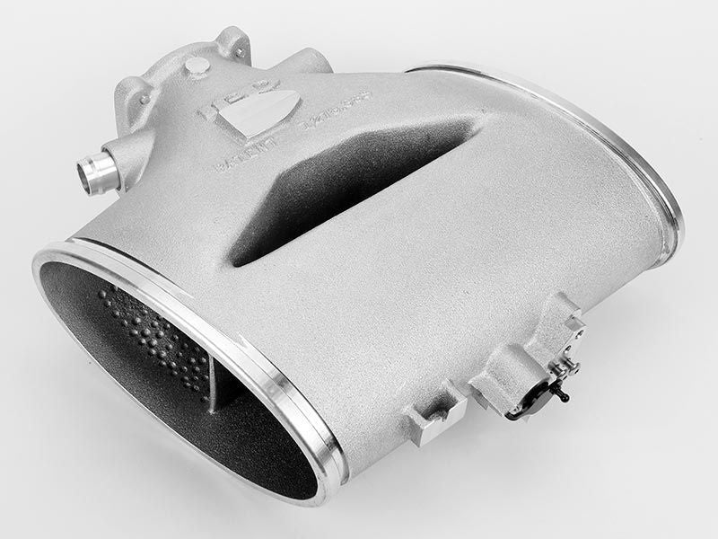 IPD Competition Intake Plenum (987.2 Cayman / Boxster) - Flat 6 Motorsports - Porsche Aftermarket Specialists