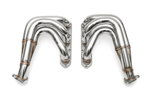 Fabspeed Long Tube Race Headers (Cayman / Boxster 987) - Flat 6 Motorsports - Porsche Aftermarket Specialists