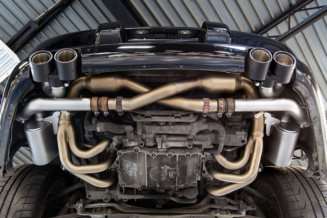 Soul Performance Products - Valved Exhaust System (997.1 Carrera)