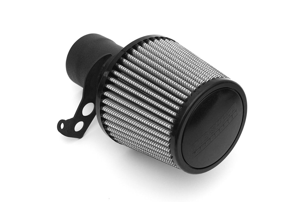 Fabspeed Competition Air Intake System (997.2 Turbo) - Flat 6 Motorsports - Porsche Aftermarket Specialists