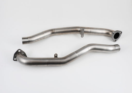 AWE Tuning Performance Cross Over Pipes (997.2 Carrera) - Flat 6 Motorsports - Porsche Aftermarket Specialists