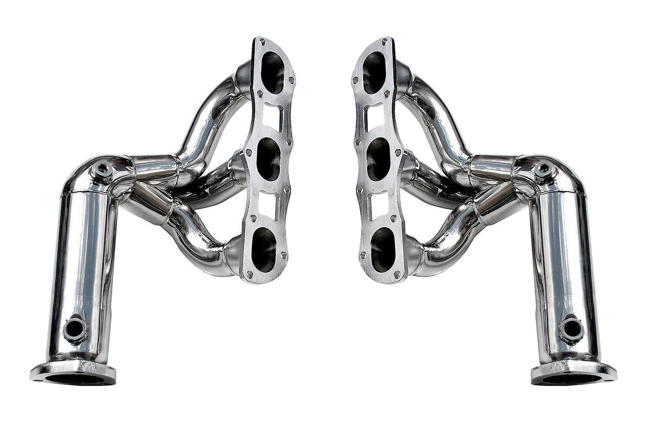 Fabspeed Race Headers (997.2 Carrera) — Flat 6 Motorsports