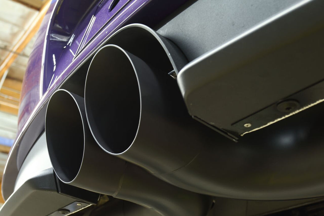 BBI Autosport Exhaust Center Section (991 GT3) - Flat 6 Motorsports - Porsche Aftermarket Specialists