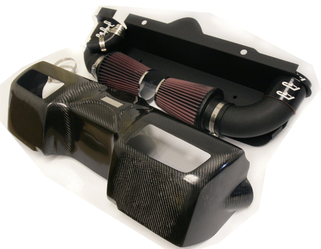 Agency Power Carbon Fiber Cold Air Intake (997.1 Turbo)