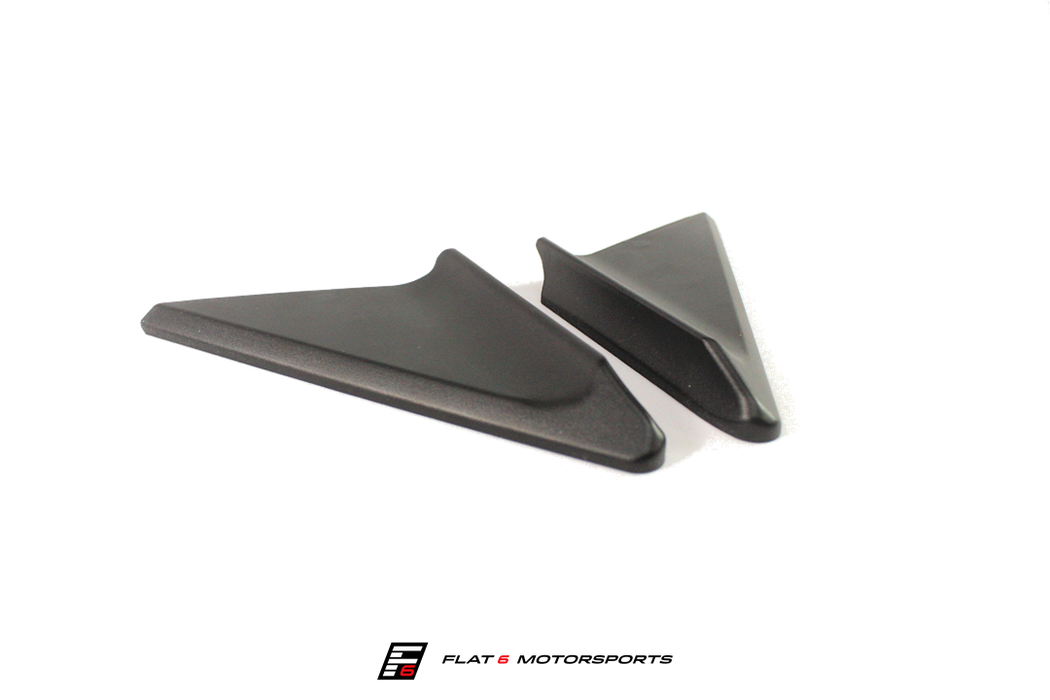 AWE Tuning Foiler Wind Diffuser (Cayman / Boxster 981) - Flat 6 Motorsports - Porsche Aftermarket Specialists