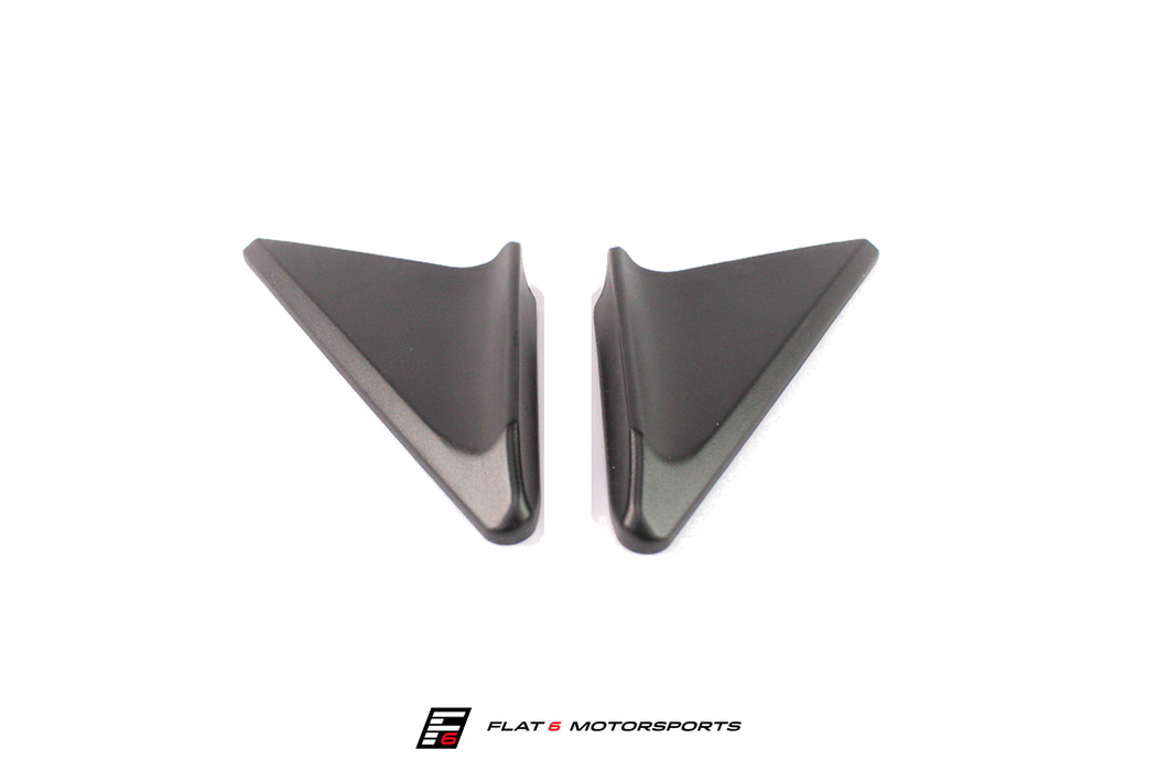AWE Tuning Foiler Wind Diffuser (Cayman / Boxster 718) - Flat 6 Motorsports - Porsche Aftermarket Specialists
