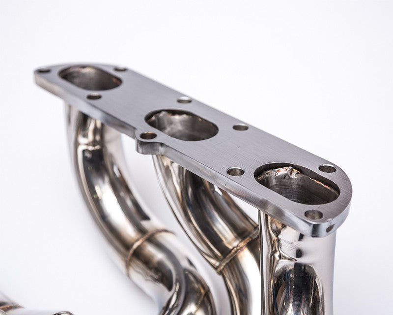 Agency Power Cat-less Race Headers (Cayman / Boxster 987.1) - Flat 6 Motorsports - Porsche Aftermarket Specialists