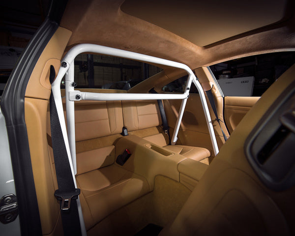 Agency Power Bolt-In Roll Bar Harness Bar (991) - Flat 6 Motorsports - Porsche Aftermarket Specialists