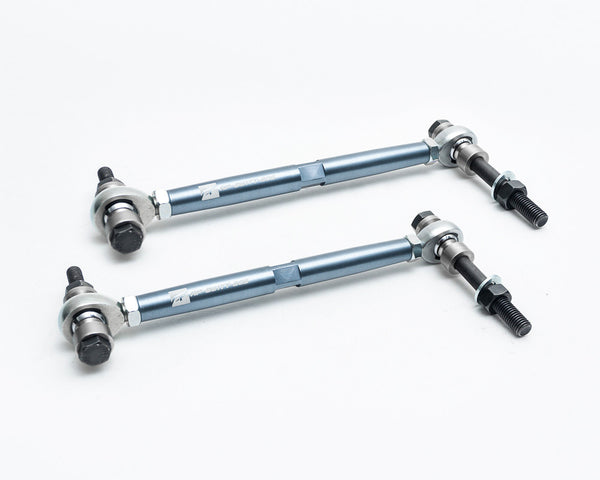 Agency Power Front Adjustable Sway Bar Links (991 Turbo) - Flat 6 Motorsports - Porsche Aftermarket Specialists