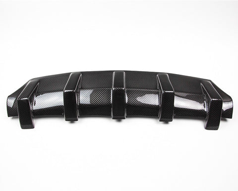 Agency Power Carbon Fiber Rear Diffuser (991 Turbo)