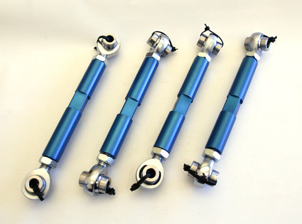 Agency Power Rear Adjustable Control Arms (997.1) - Flat 6 Motorsports - Porsche Aftermarket Specialists