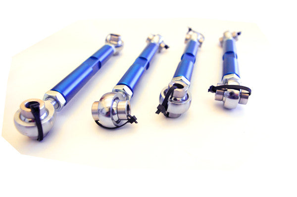 Agency Power Rear Adjustable Control Arms (996) - Flat 6 Motorsports - Porsche Aftermarket Specialists
