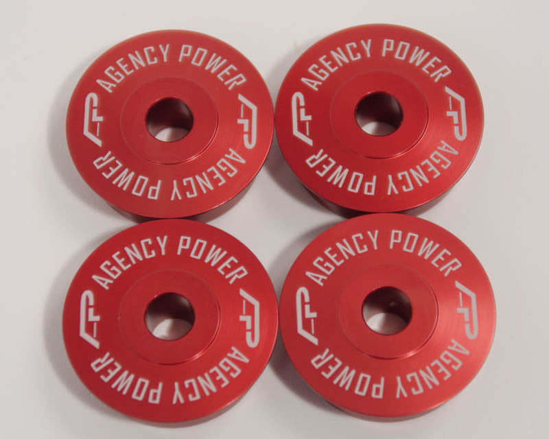 Agency Power Thrust Arm Bushings (997) - Flat 6 Motorsports - Porsche Aftermarket Specialists