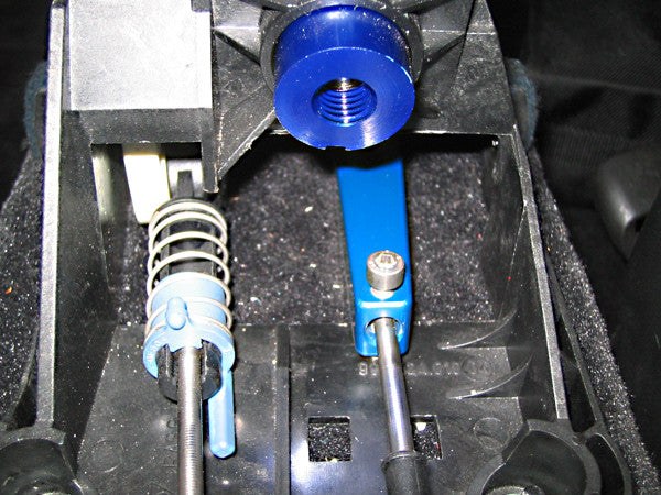 Agency Power Shifter Linkage (996) - Flat 6 Motorsports - Porsche Aftermarket Specialists