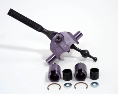 Agency Power Billet Short Shifter (Cayman / Boxster 987, 981, 996, 997) - Flat 6 Motorsports - Porsche Aftermarket Specialists