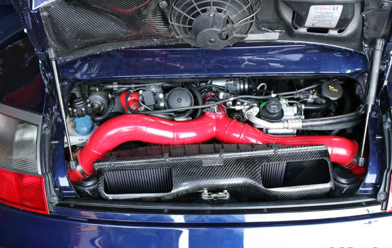 Agency Power High Flow 3inch Y-Pipe Kit (996 Turbo)