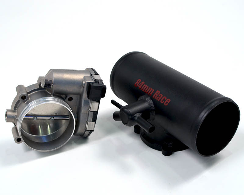 Agency Power Race Plenum and 84mm Throttle Body (996 Turbo)