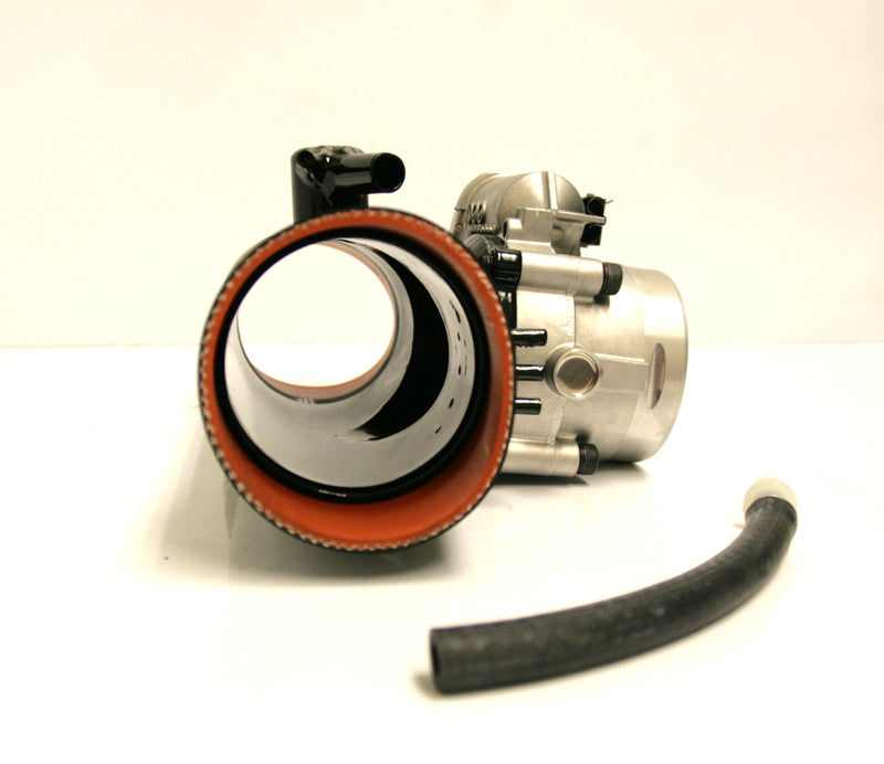Agency Power Race Plenum and 84mm Throttle Body (996 Turbo) - Flat 6 Motorsports - Porsche Aftermarket Specialists
