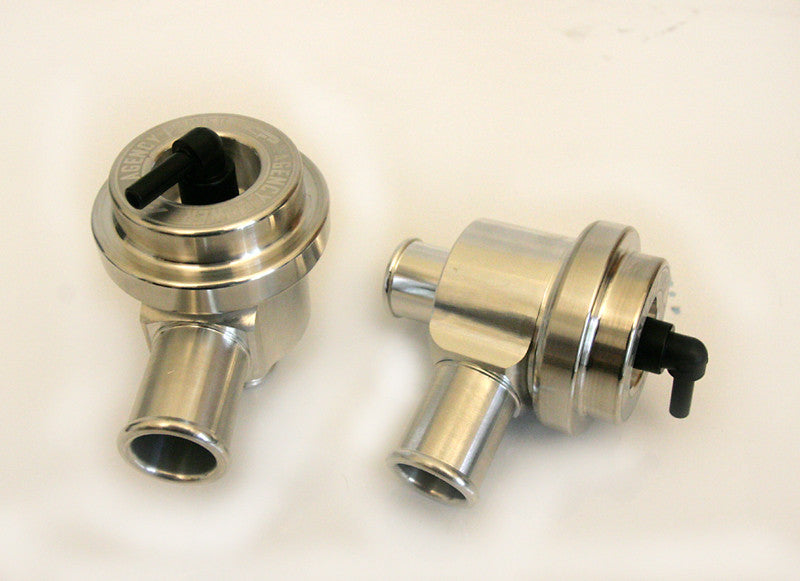 Agency Power Diverter Valve Pair (955 Cayenne Turbo 4.5L) - Flat 6 Motorsports - Porsche Aftermarket Specialists