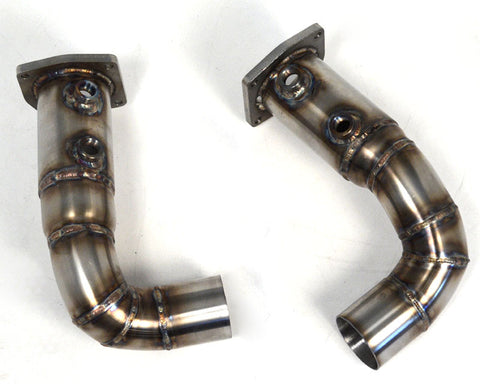 Agency Power Race Pipes (997.2 Turbo)