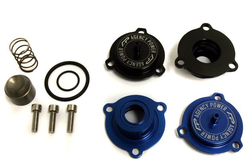 Agency Power Boost Recirculation Valves (997 Turbo) - Flat 6 Motorsports - Porsche Aftermarket Specialists