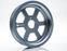 Agency Power Lightweight Crank Pulley (3.4L 996) - Flat 6 Motorsports - Porsche Aftermarket Specialists