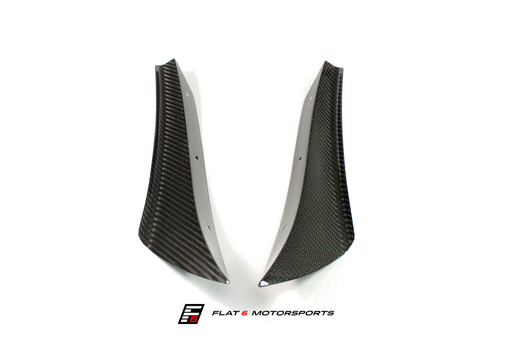 APR Performance Front Bumper Canards (991 GT3) - Flat 6 Motorsports - Porsche Aftermarket Specialists
