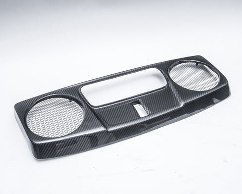 Agency Power Carbon Fiber Engine Cover (991)