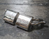 Agency Power Exhaust Mufflers (997.1 Carrera) - Flat 6 Motorsports - Porsche Aftermarket Specialists